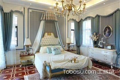 臥室窗簾顏色搭配技巧,如何為房屋搭配出適合的窗簾
