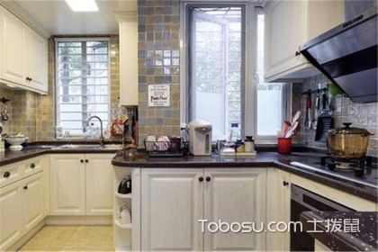 小户型厨房装修技巧,如何高效利用小户型厨房
