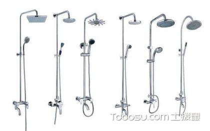 喷头水管怎么安装,淋浴器安装注意事项