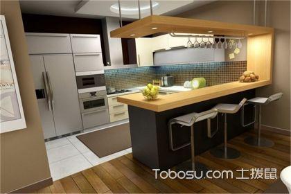 开放式厨房装修技巧,这些技巧你了解多少呢