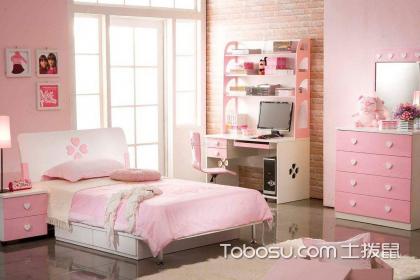 儿童卧室背景墙装饰设计,引领你走进小朋友的内心