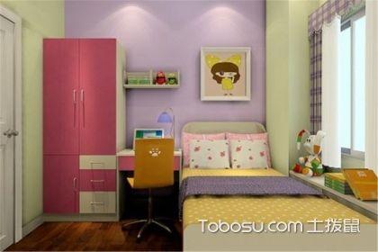 女孩兒童房窗簾圖片,兒童房窗簾挑選要點