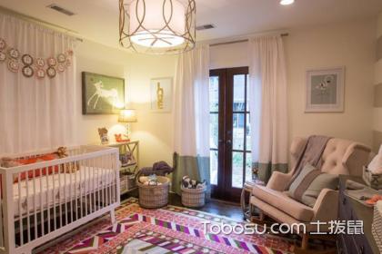 婴儿房装修设计案例,婴儿房应该如何装修设计