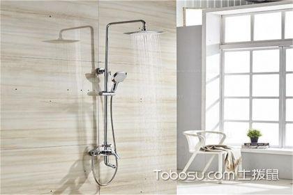 小户型浴室花洒如何安装,具体流程你清楚吗