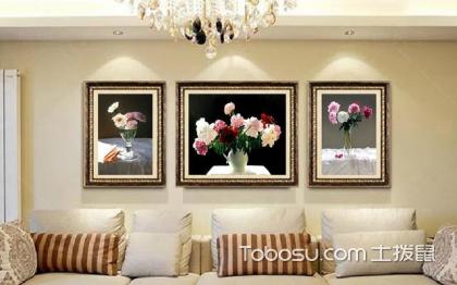 客厅油画尺寸是多少,客厅挂什么画最好?