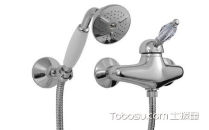 浴室淋浴噴頭安裝方法,淋浴噴頭挑選技巧