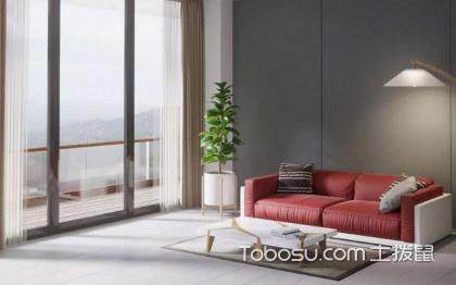 客厅落地飘窗设计案例,美到极致的设计效果