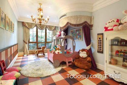 小孩子房间如何设计好看?一起来看看别人家的儿童卧室