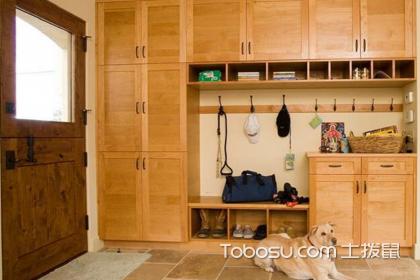 玄关鞋柜怎么设计?玄关鞋柜设计方法