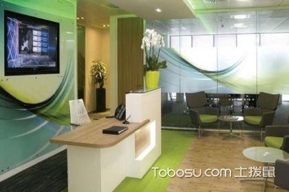 小型办公室怎么装?参考小型办公室装修设计图