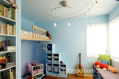 好看的儿童房书架设计效果图,外观新颖的书架设计