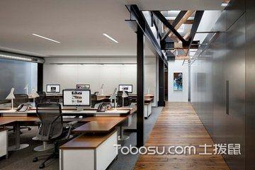 90平方装修办公室图片,如何装修才能彰显个性?