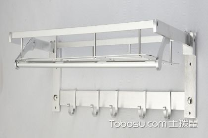 置物架太空铝好还是不锈钢好,置物架材质介绍