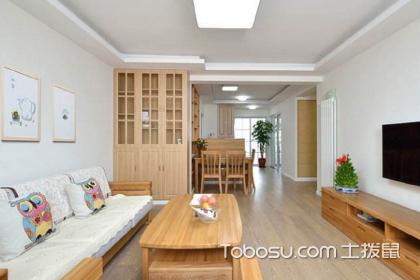 100平米日式装修案例,一百平米房子装修方法