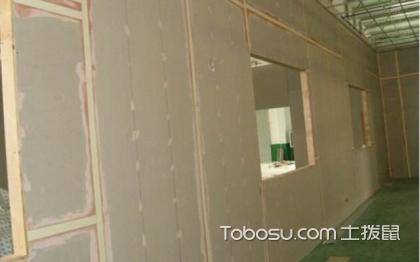 轻钢龙骨石膏板隔墙项如何施工,有什么优势呢?