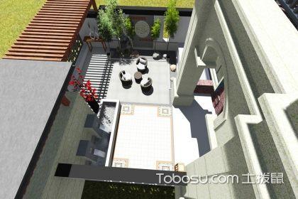 中式小庭院设计实景图好看吗?中式小庭院设计设计图赏析