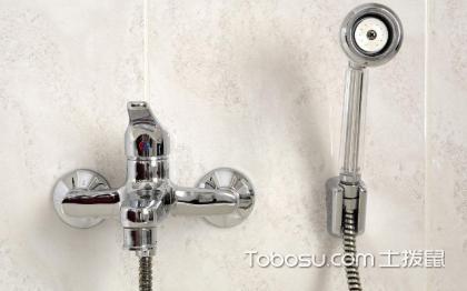 花洒淋浴喷头怎么安装,花洒安装注意事项