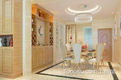 欧式家装餐厅装修效果图,欧式风格餐厅如何装修设计
