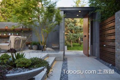 昆明别墅庭院设计,庭院的装修设计技巧