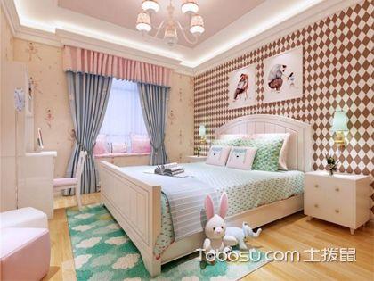 三种风格的儿童房装修效果图,充满趣味性的成长空间