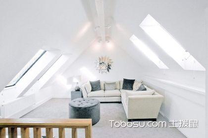 看低斜顶阁楼装修效果图,更好地处理低斜顶阁楼的家装
