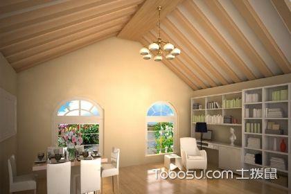 坡顶阁楼装修效果图,呈现坡顶阁楼装修的各种可能性