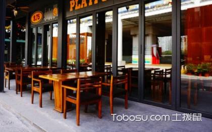 餐厅门面装修效果图,让你拥有舒适就餐环境