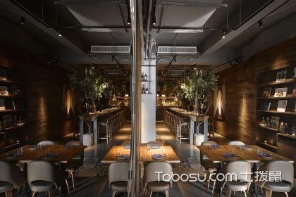 餐厅景观设计,吃饭的时候也少不了享受风景
