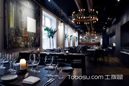 西餐厅设计理念分享,各式各样的西餐厅总有你的菜