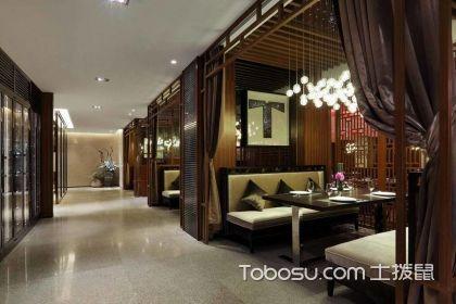 中餐厅现代风格,现代风格的中餐厅怎么设计