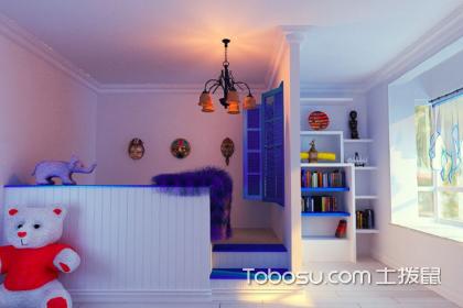 兒童臥室顏色風水禁忌,兒童房間顏色選擇方法