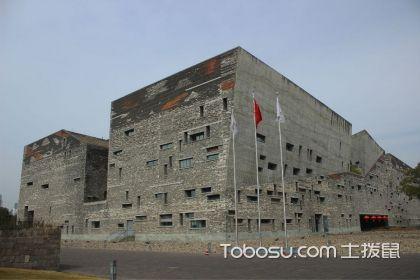 宁波博物馆建筑设计,最大程度扭转空间
