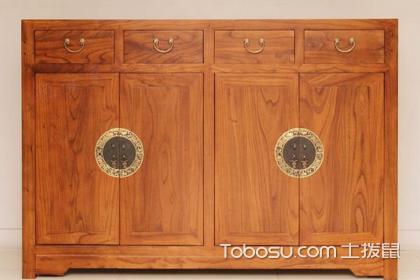 中式风格餐边柜的优点,中式风格餐边柜如何选择