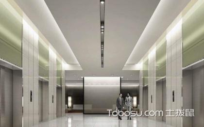 上海办公楼电梯装修有哪些技巧,需要注意什么?