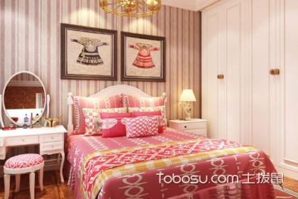 女儿童房间装饰效果图,女童房间如何装修