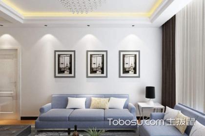 现代简约客厅沙发挂画讲究,现代简约客厅挂什么画比较合适