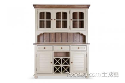 餐邊柜尺寸介紹,選購餐邊柜的正確方法
