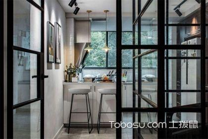 厨房平开门装修效果图,厨房平开门效果欣赏