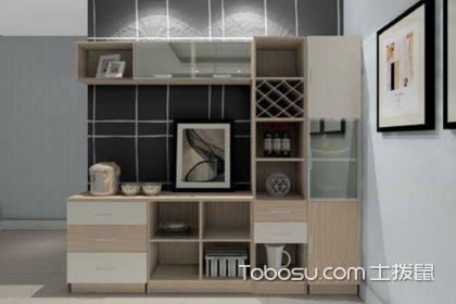 简约餐边柜可以如何设计,简约餐边柜设计方法