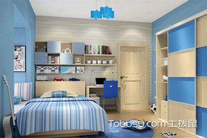 儿童床头背景墙效果图,准备装修儿童房的看过来!