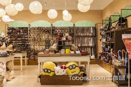 从饰品店装修图片里可以学习到哪些店铺装修知识