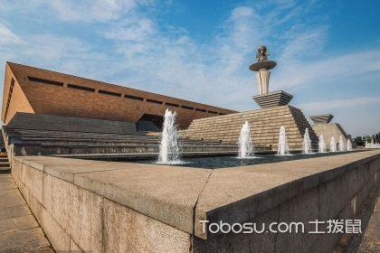 洛阳博物馆建筑特色,洛阳博物馆有建筑有什么特点