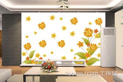 墙贴电视背景墙的风格,墙贴电视背景墙设计方法