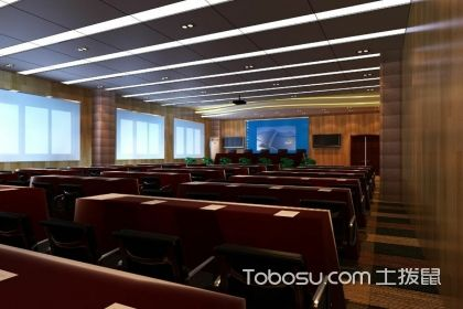 贵州办公楼装修效果图—打造更完美的办公天地