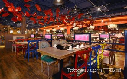 上海餐厅设计,餐厅设计有哪些风格?