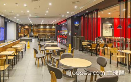 快餐厅设计用什么颜色,装修需要注意什么?