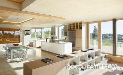 小平米开放式厨房设计,你喜欢哪一款?