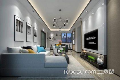 现代简约背景墙效果图,全家都喜欢的简约设计