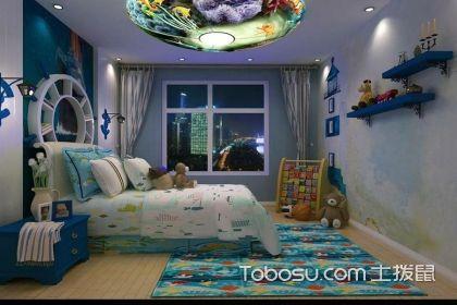 装修儿童房—装修儿童房需要注意哪些方面?