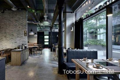 禅意风格主题餐厅装修效果图,禅意风格餐厅如何设计